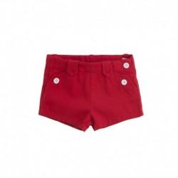 Pantalón corto popelín - Newness - BGV07534