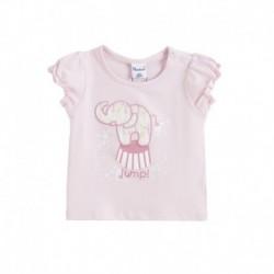 Camiseta m/c elefante