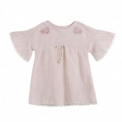 TMBB-JGV99793-NO Newness mayoristas ropa de bebe Vestido manga