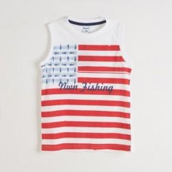 Camiseta sin mangas - Newness - KBV07455