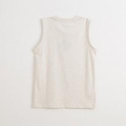 Camiseta sin mangas - Newness - KBV07456