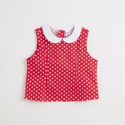 Camisa corta - Newness - KGV07990