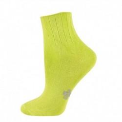 Calcetines lisos tejido modal: suaves y elásticos/antipresión