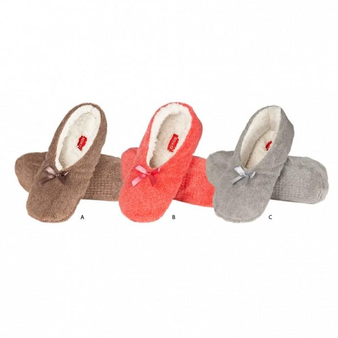 Zapatillas descanso tundosadas - Soxo - SXV-69725