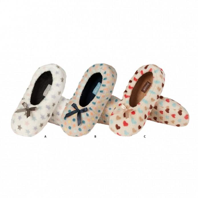 Zapatillas descanso tundosadas - Soxo - SXV-52994