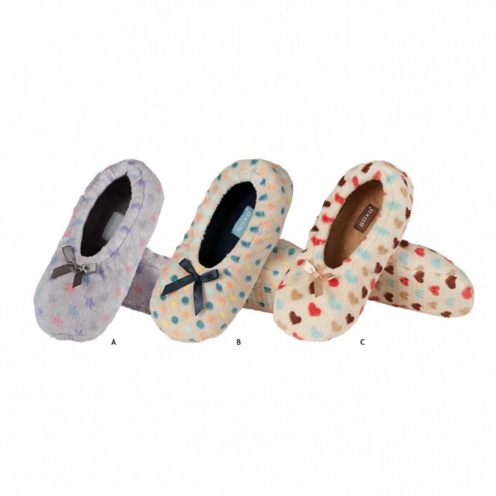 Zapatillas descanso tundosadas - Soxo - SXV-61712