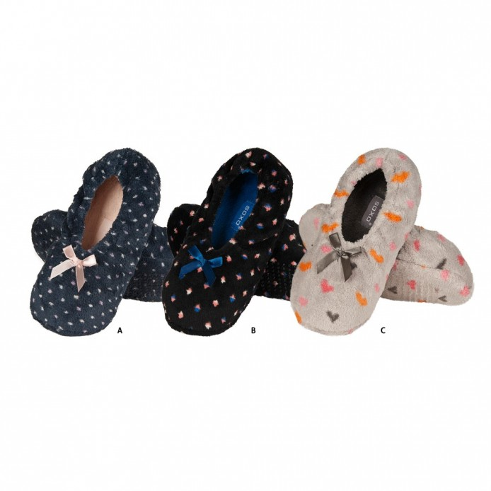 Zapatillas descanso suela blanda - Soxo - SXV-61019
