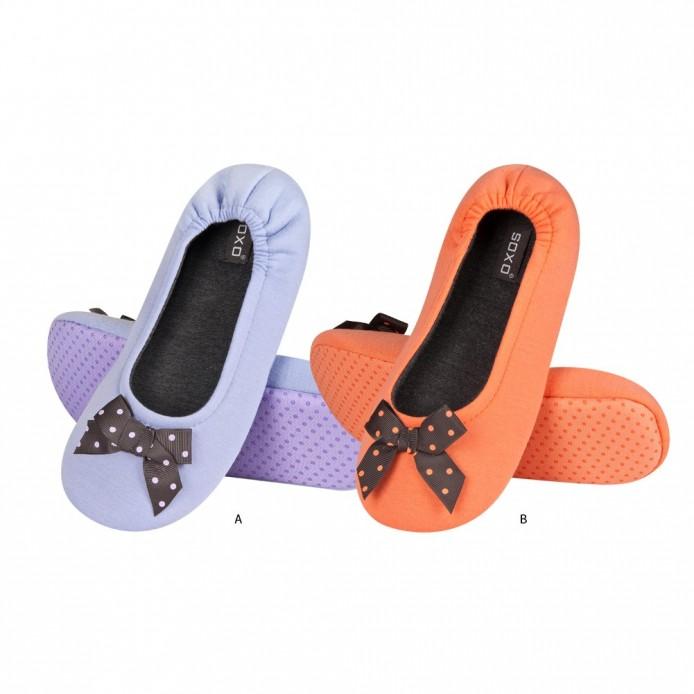 Zapatillas descanso con lazo - Soxo - SXV-62092