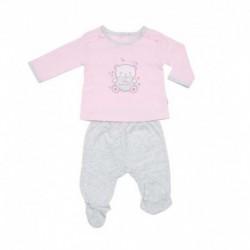 Cjto. polaina it's a baby girl - Cotton Sugar - TAV-181 05023