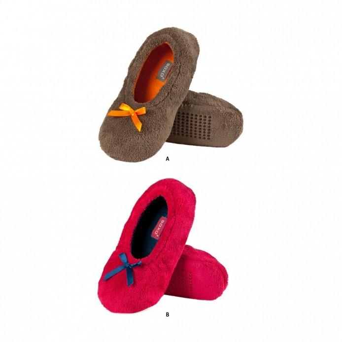Zapatillas descanso tundosadas - Soxo - SXV-57029