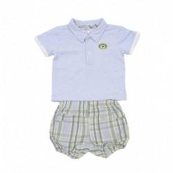 Cjto./o polo 2 pzas. yts baby - Cotton Sugar - TAV-181 05174