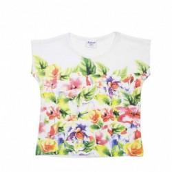 Camiseta/a m/c flowers