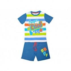 Pijama inf niño m/c-p/csuper cool - Cotton Sugar - TAV-191 77000