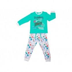 Pijama inf niño m/l-p/l traveling