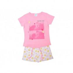 Pijama inf niña m/c-p/c cute love