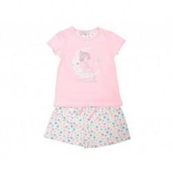 Pijama inf niña m/c-p/c touch your dreams