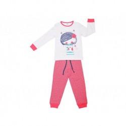 Pijamainf niña m/l-p/l mon amie l'hibou