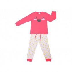 Pijamainf niña m/l-p/l eyes