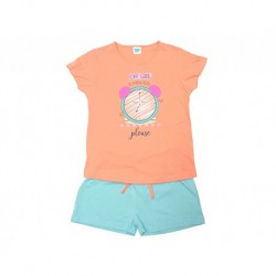 Pijama niña m/c-p/c 5 minutes please - Cotton Sugar - TAV-191 77553