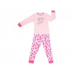 Pijama niña m/l-p/l look on the pink side
