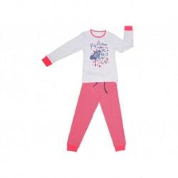 Pijama niña m/l-p/l can can