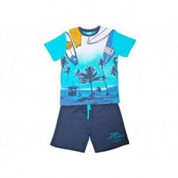 Pijama niño m/c-p/c venice style