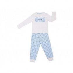 Pijama niño m/l-p/lchallenge
