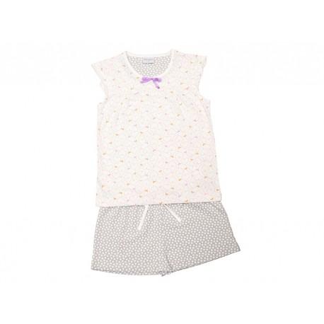 Pijama niña m/c-p/c butterflies - Cotton Sugar - TAV-191 77709