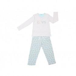 Pijama niña m/l p/l love - Cotton Sugar - TAV-191 77713