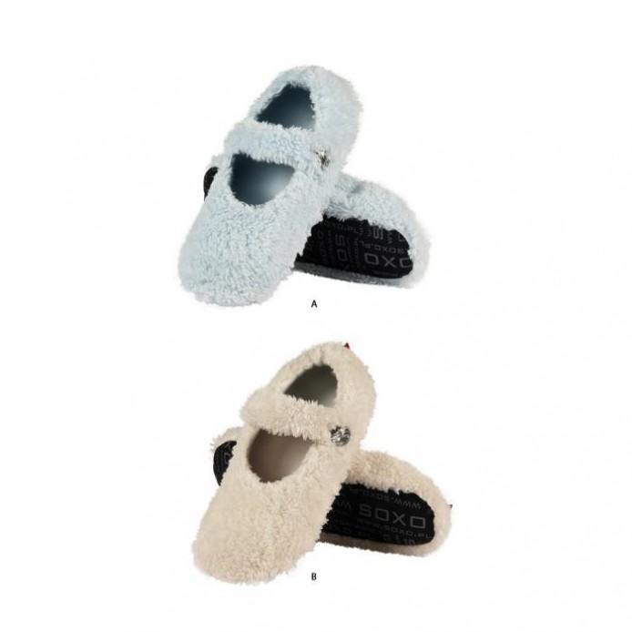 Zapatillas descanso tundosadas - Soxo - SXV-64369