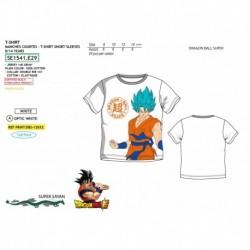 Camiseta dbz