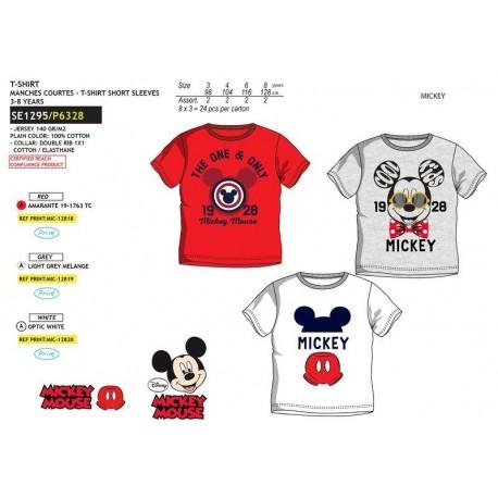 TMBB-SE1295 mayoristas de moda infantil Camiseta mickey
