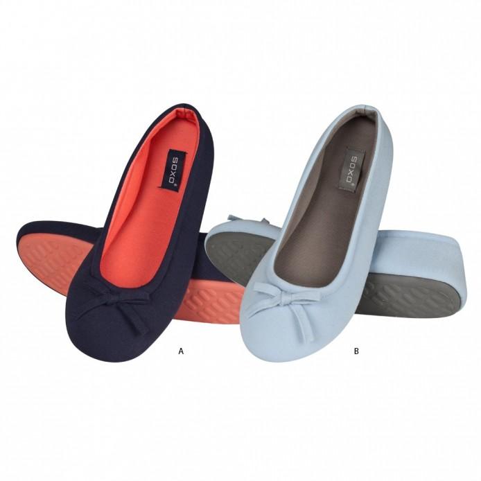 zapatillas descanso tipo bailarina - Soxo - SXV-67745