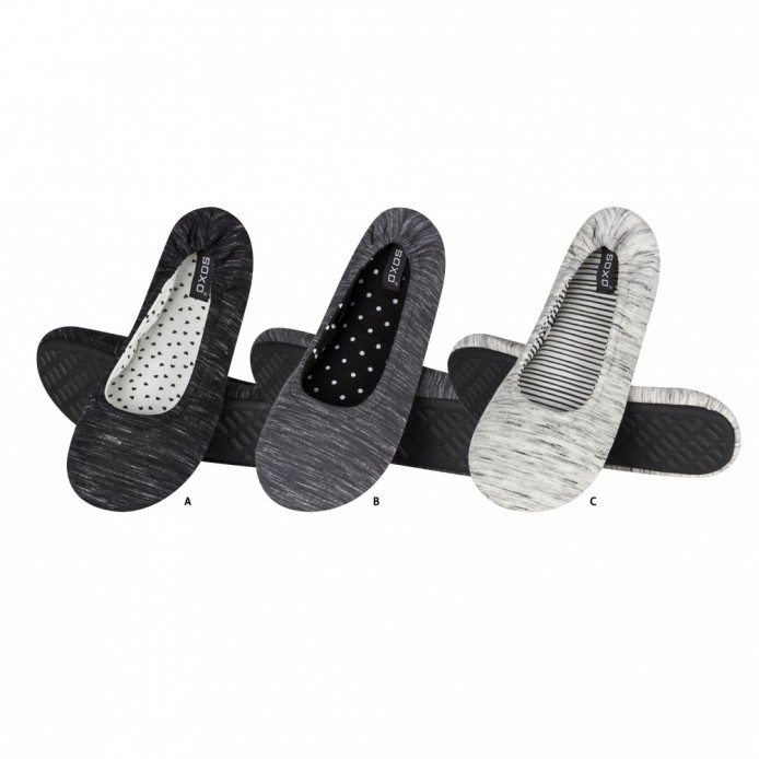 zapatillas descanso tipo bailarina - Soxo - SXV-62368