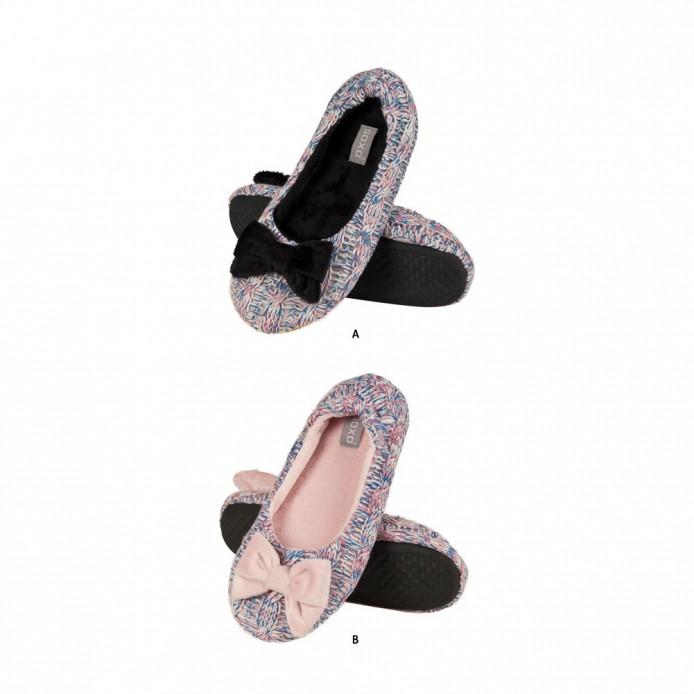 zapatillas descanso tipo bailarina - Soxo - SXV-53885