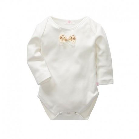 TMBB-C-M58513 proveedor ropa de bebé BODY MANGA LARGA ALGODON