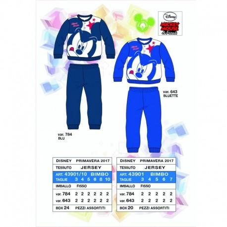 Pijama largo - Arnetta -43901V almacen mayorista de ropa