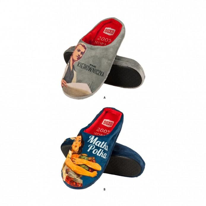 Zapatillas descanso vintage - Soxo - SXV-37694