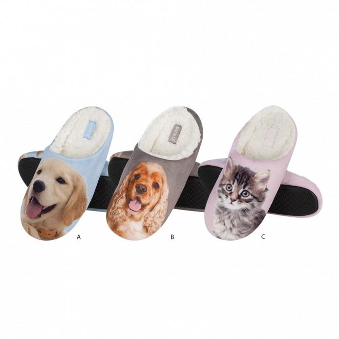 Zapatillas descanso mascotas - Soxo - SXV-69336