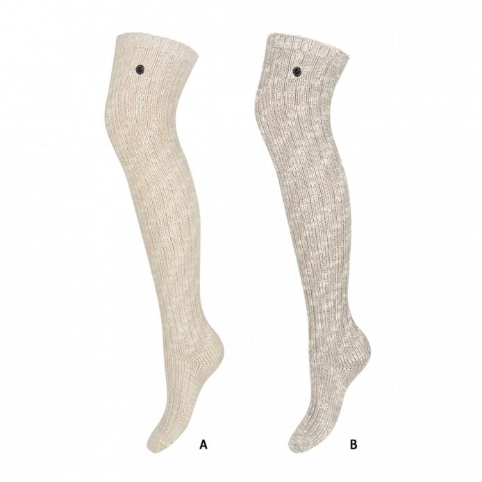 Calcetines hasta la rodilla con hilo de plata - Soxo - SXV-60944