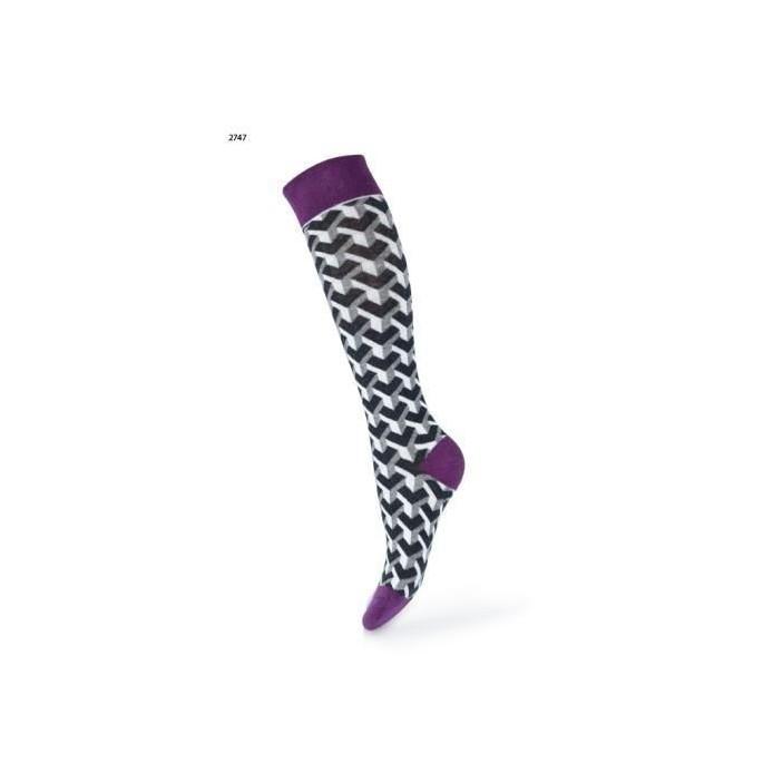 Calcetines hasta la rodilla 3D - Soxo - SXV-2747
