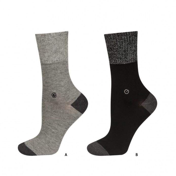 Calcetines con hilo de plata - Soxo - SXV-60678