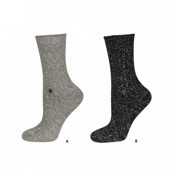 Calcetines con hilo de plata - Soxo - SXV-60722