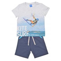 Cjto./o m/c kite surf