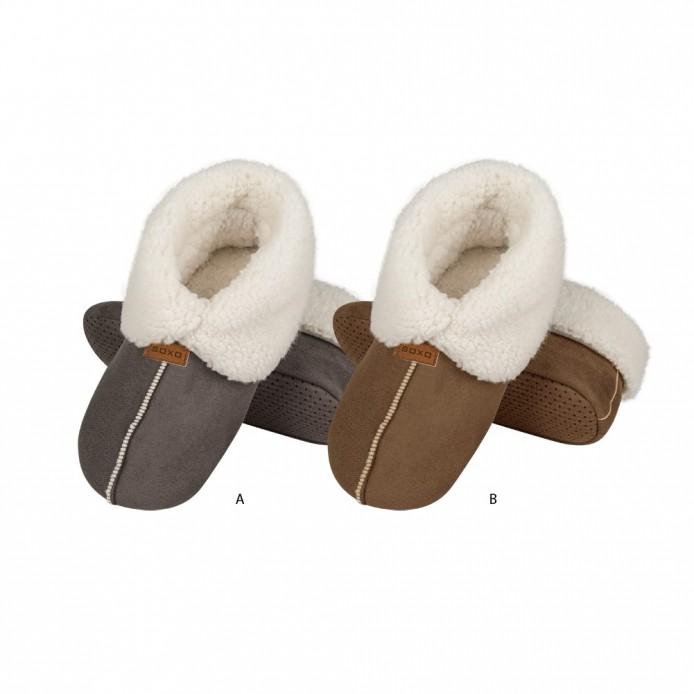 Zapatillas descanso interior suave - Soxo - SXV-71872