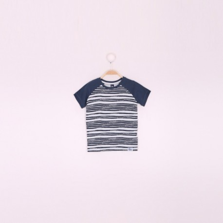 SMV-191142 Mayorista de ropa infantil Camiseta niño - Street