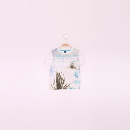 SMV-191183 Mayorista de ropa infantil Camiseta niño - Street
