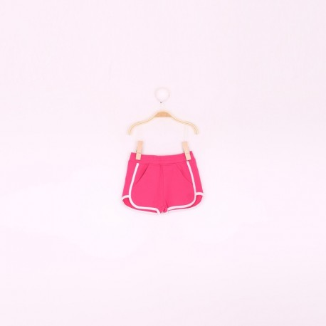 SMV-191255 Mayorista de ropa infantil Pantalon corto niña -
