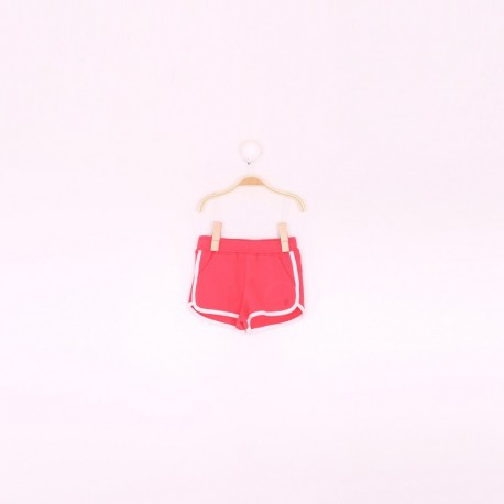 SMV-191255*4 Mayorista de ropa infantil Pantalon corto niña -