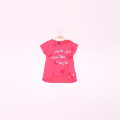 SMV-191267-1 Mayorista de ropa infantil Camiseta niña - Street